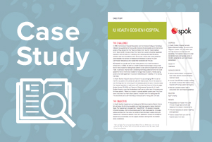 Case study graphic