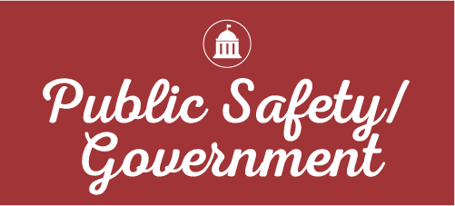 Public safety and government